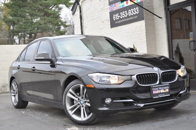 2015 BMW 3 Series 328i xDrive/AWD/Sport Line/Premium Package w/ Comfort Access, Moonroof/Cold Weather Package w/ Heated Seats & Heated Steering Wheel/Split Fold-Down-Rear Seats Nashville TN