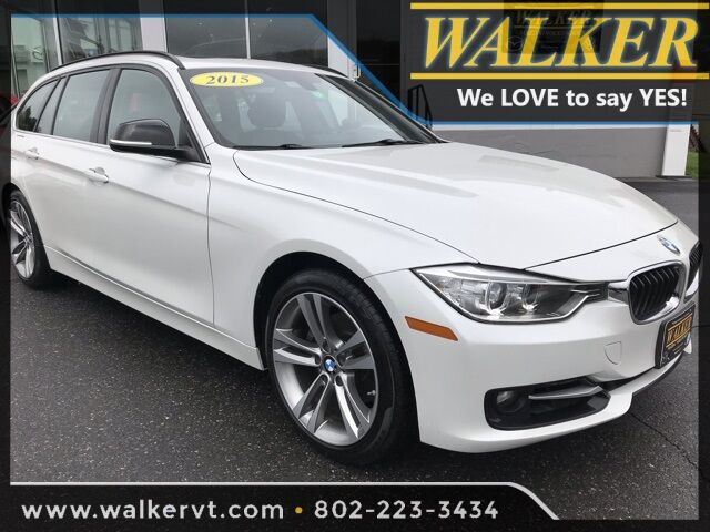 2015 BMW 3 Series 328i xDrive Barre VT