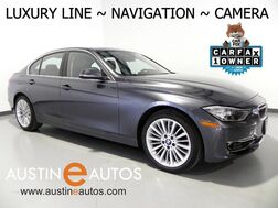 2015_BMW_3 Series 328i xDrive_*LUXURY LINE, NAVIGATION, BACKUP-CAMERA, HEATED SEATS/STEERING WHEEL, COMFORT ACCESS, LEATHER, MOONROOF, LIGHTING, PKG, BLUETOOTH_ Round Rock TX