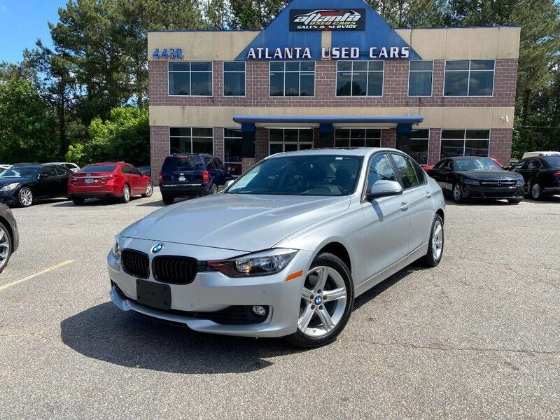 2015 BMW 3 Series 328i xDrive Lilburn GA