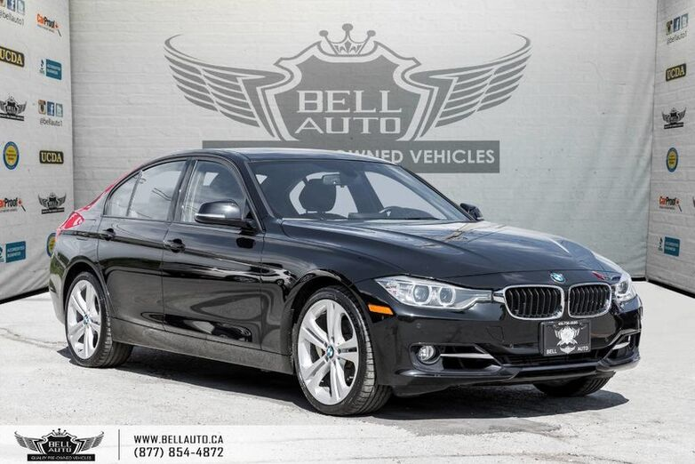 2015 BMW 3 Series 328i xDrive, NAVI, BACK-UP CAM, SUNROOF, SENSOR Toronto ON
