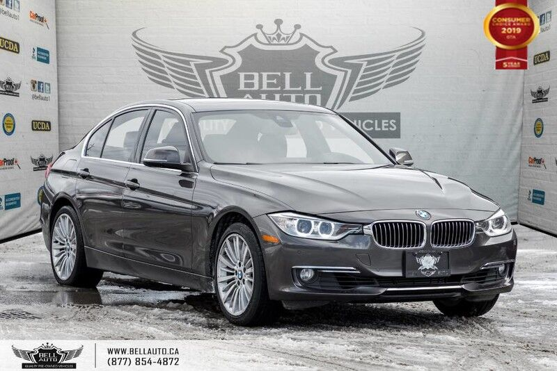 2015 BMW 3 Series 328i xDrive, NAVI, HEADS-UP DIS, SUNROOF, 360 CAM Toronto ON
