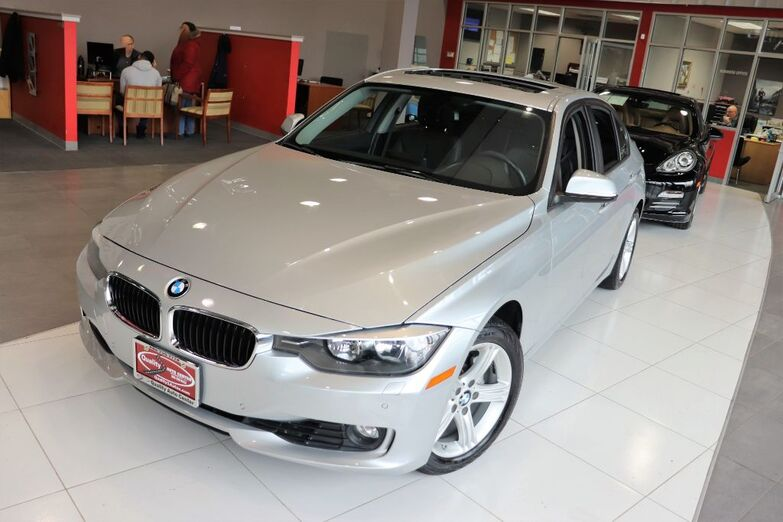 2015 BMW 3 Series 328i xDrive Premium Drivers assist Package Cold Weather Navigation System Sunroof Backup Camera Springfield NJ