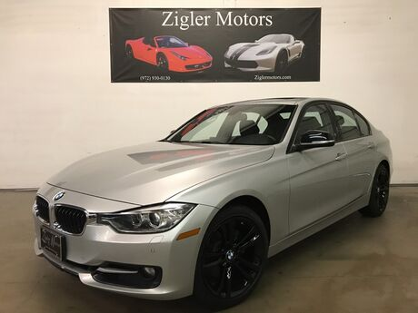 2015 BMW 3 Series 328i xDrive Sport Package Navigation Backup Cam Heated seats Addison TX