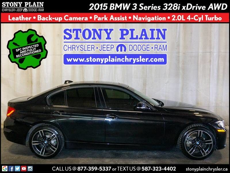 2015 BMW 3 Series 328i xDrive Stony Plain AB