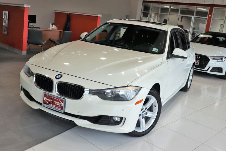 2015 BMW 3 Series 328i xDrive Sunroof Heated Front Seats 1 Owner Springfield NJ