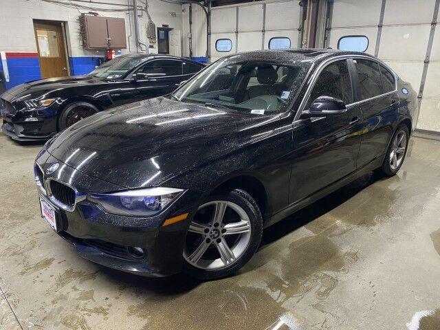 2015 BMW 3 Series 328i xDrive Worcester MA