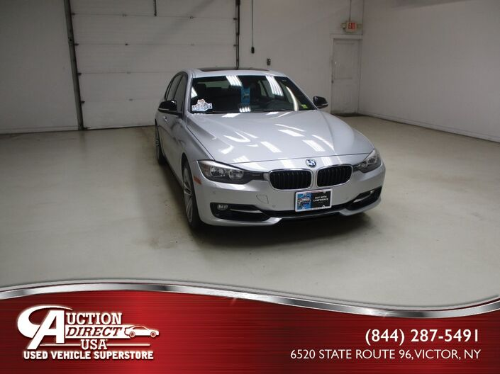 2015 BMW 3 Series 328i xDrive Raleigh
