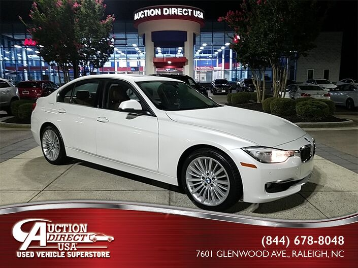 2015 BMW 3 Series 328i Raleigh