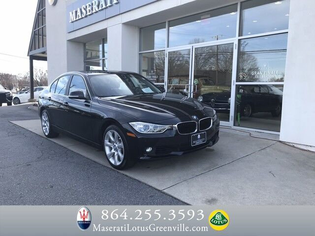 2015 BMW 3 Series 335i Greenville SC