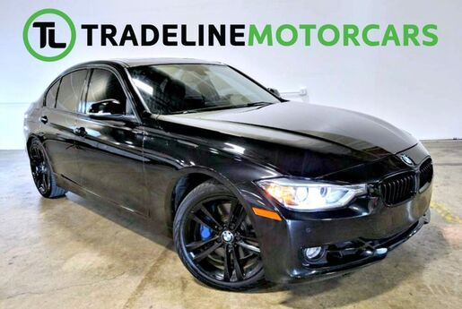2015 BMW 3 Series 335i LEATHER, NAVIGATION, SUNROOF AND MUCH MORE!!! CARROLLTON TX