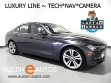 BMW 3 Series 335i LUXURY LINE, NAVIGATION, HEADS-UP DISPLAY, BACKUP-CAMERA, HARMAN/KARDON, HEATED SEATS/STEERING WHEEL, MOONROOF 2015