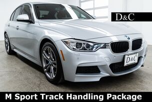 2015 BMW 3 Series 335i M Sport Track Handling Package