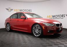 2015_BMW_3 Series_335i M Sport,HUD,Navigation,Camera,Rear Shades_ Houston TX