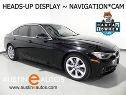 2015_BMW_3 Series 335i_*NAVIGATION, HEADS-UP DISPLAY, BACKUP-CAMERA, DAKOTA LEATHER, COMFORT ACCESS, MOONROOF, BLUETOOTH PHONE & AUDIO_ Round Rock TX