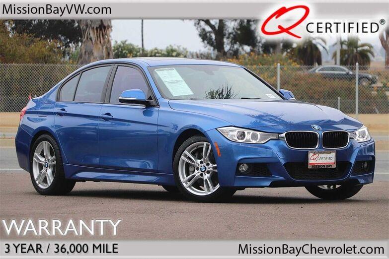2015 BMW 3 Series 335i San Diego CA