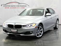 2015_BMW_3 Series_335i xDrive AWD / 3.0L 6-Cyl Engine / Push Start Button / Navigation / Bluetooth / Rear View Camera_ Addison IL