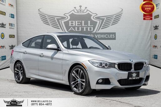 2015 BMW 3 Series Gran Turismo 335i xDrive, M PKG, NAVI, BACK-UP CAM, PANO ROOF Toronto ON