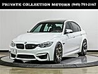 2015 BMW 3-Series M3 Highly Optioned Carbon Ceramic Brakes Costa Mesa CA