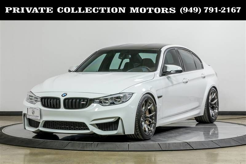 2015_BMW_3-Series_M3 Highly Optioned Carbon Ceramic Brakes_ Costa Mesa CA