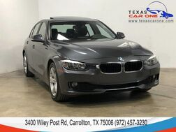 2015_BMW_320i_PREMIUM PKG DRIVING ASSIST PKG NAVIGATION SUNROOF LEATHER HEATED_ Carrollton TX