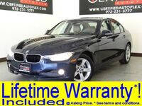 BMW 320i XDRIVE DRIVER ASSIST PKG NAVIGATION LEATHER HEATED SEATS PARKING DISTANCE CONTROL 2015