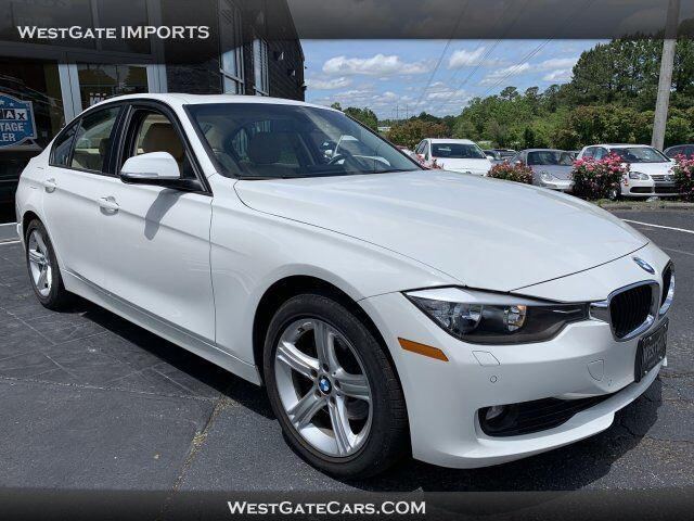 2015 BMW 320i xDrive Raleigh NC