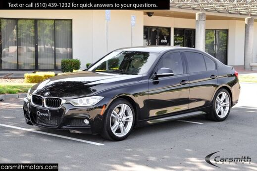 2015 BMW 328 M Sport with Technology Package/Heads Up MSRP $52,745 RARE DYNAMIC HANDLING/DRIVERS ASSISTANCE/LIGHTING PKG/LOADED Fremont CA