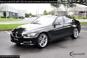 2015 BMW 328 Sport Line Sedan w/ Drivers Assistance MSRP $49235 Premium/Nav/Heated Seats/Harmon Kardon