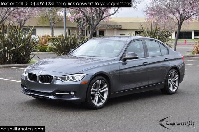 2015 BMW 328 Sport w/ Technology and Heads Up MSRP $50,145 Lighting/Premium/Drivers Assistance/Heated Seats Fremont CA