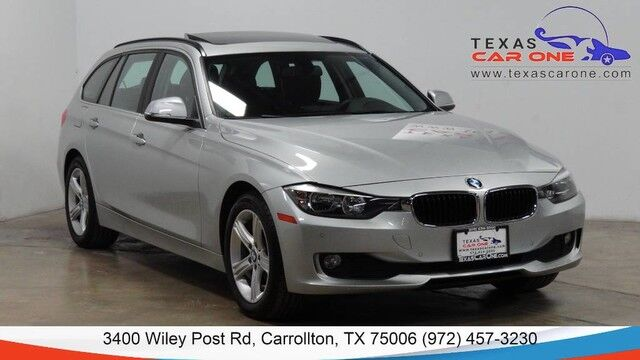 2015 BMW 328d xDrive Sport Wagon TOURING AWD DRIVER ASSIST PKG TECH PKG PREMIUM PKG NAVIGATION PANORAMA Carrollton TX