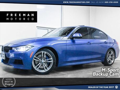2015_BMW_328i_M-Sport 18K Miles Backup Cam Navigation_ Portland OR