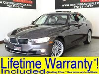 BMW 328i NAVIGATION REAR CAMERA SUNROOF PARK ASSIST POWER LEATHER SEATS POWER FOLDIN 2015