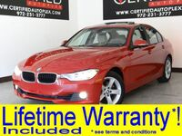BMW 328i NAVIGATION SUNROOF LEATHER HEATED SEATS REAR CAMERA PARK ASSIST 2015