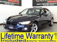 BMW 328i NAVIGATION SUNROOF LEATHER SEATS MEMORY SEAT KEYLESS ENTRY BLUETOOTH 2015