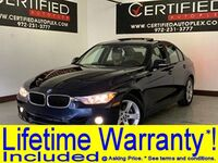 BMW 328i NAVIGATION SUNROOF POWER LEATHER SEATS REAR CAMERA PARK ASSIST BLUETOOTH ME 2015