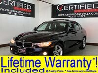 BMW 328i XDRIVE DRIVE ASSIST PKG NAVIGATION SUNROOF HEATED LEATHER SEATS REAR CAMERA 2015