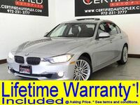 BMW 328i XDRIVE LUXURY LINE PREMIUM PKG NAVIGATION SUNROOF HEATED LEATHER 2015