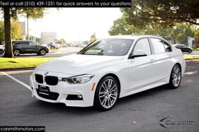 2015_BMW_335 M Sport with Drivers Assistance/Tech Pkg MSRP $55,900!!_One Owner/Premium Package/19 Wheels & Oyster Leather_ Fremont CA