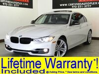 BMW 335i 3.0L V6 SPORT PACKAGE SUNROOF NAVIGATION REAR CAMERA PARK ASSIST HEATED LEA 2015