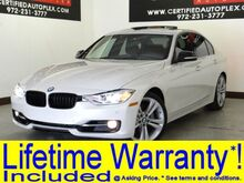 2015_BMW_335i_3.0L V6 SPORT PACKAGE SUNROOF NAVIGATION REAR CAMERA PARK ASSIST HEATED LEA_ Carrollton TX