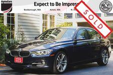 2015 BMW 335i Sport Line