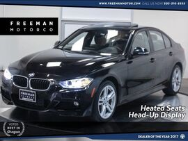 2015 BMW 335i xDrive M-Sport Head-Up Display Back-Up Cam