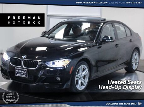 2015_BMW_335i_xDrive M-Sport Head-Up Display Back-Up Cam_ Portland OR