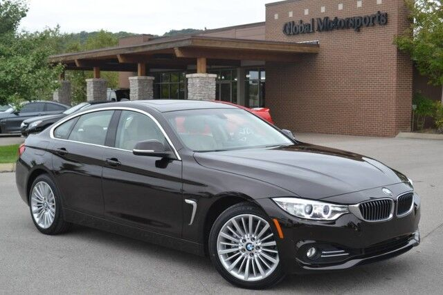 2015 BMW 4 Series/ 428i xDrive/$52,250 MSRP/AWD/New Tires/Luxury Line/Prem Pkg/Cold Wthr Pkg/Drivers Assist Pkg/Nav/Rear View Cam/Heated Front&Rear Leather/Heated Steering Wheel/HiFi Sound/33 MPG! Nashville TN