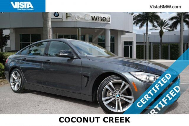 2015 BMW 4 Series 428i Coconut Creek FL