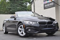 BMW 4 Series 428i/Convertible/Premium Pkg w/ Navigation, Comfort Access, Satellite HD Radio/Driver Assistance Pkg w/ Rear View Camera, PDC/Cold Weather Pkg w/ Heated Seats & Steering Wheel, Neck Warmers/Lighting Package 2015