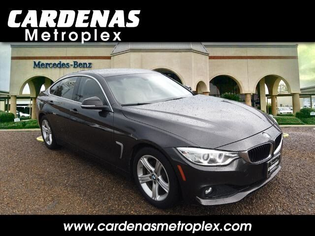 2015 BMW 4 Series 428i Gran Coupe Brownsville TX