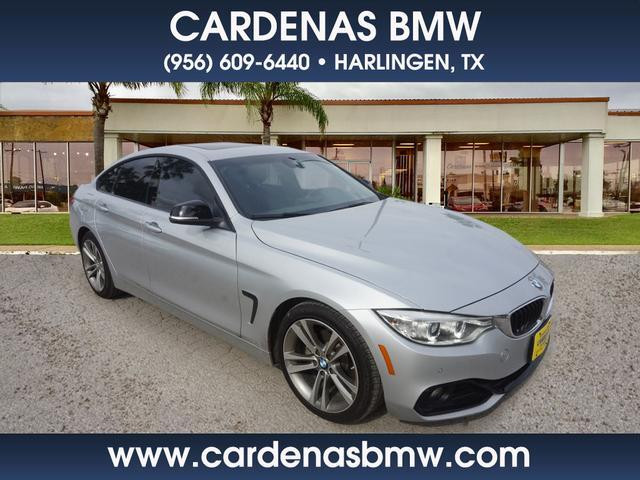 2015 BMW 4 Series 428i Gran Coupe Harlingen TX