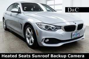 2015 BMW 4 Series 428i Gran Coupe Heated Seats Sunroof Backup Camera